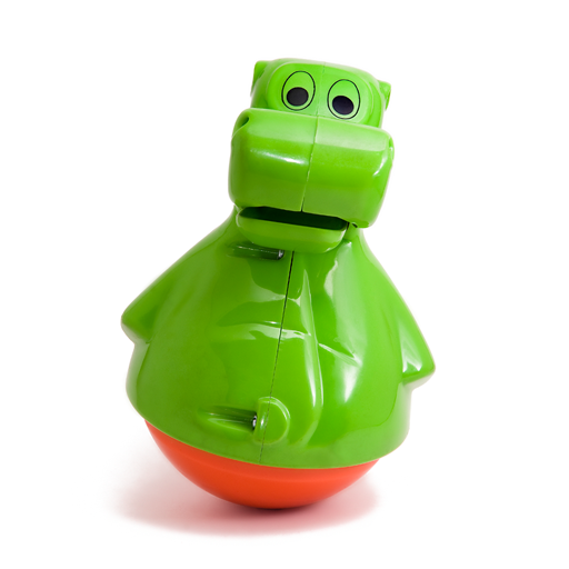 Green Hippo for Baby (iToy)