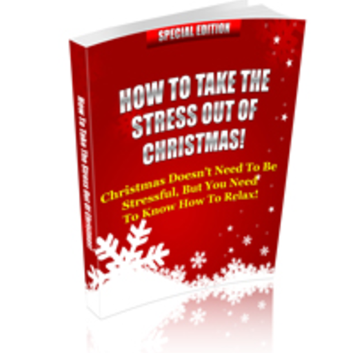 How To Have A Non Stress Christmas