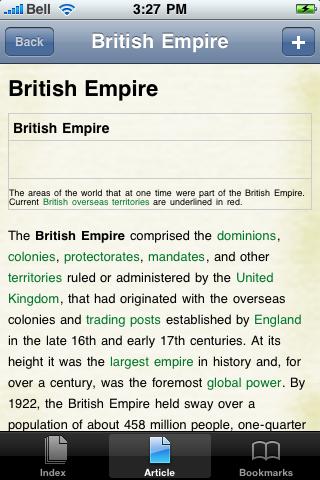The British Empire Study Guide screenshot #1