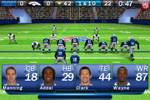 NFL 2010 screenshot #5