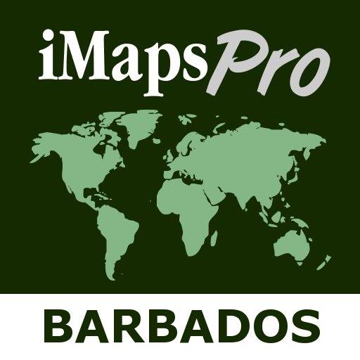 iMapsPro - Barbados