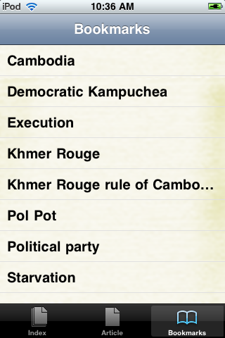The Khmer Rouge Study Guide screenshot #3