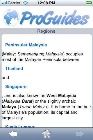 ProGuides - Malaysia screenshot #3