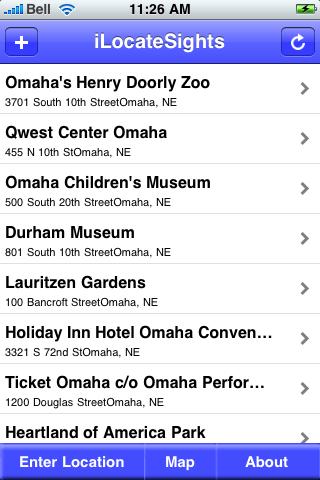 Omaha, Nebraska Sights screenshot #2