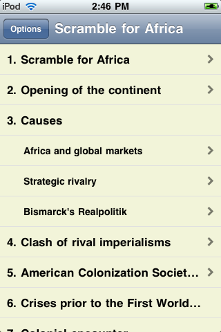 The Scramble for Africa screenshot #3