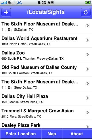 Dallas, Texas Sights screenshot #3