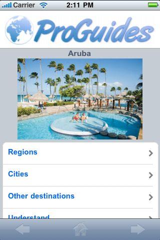 ProGuides - Aruba screenshot #1