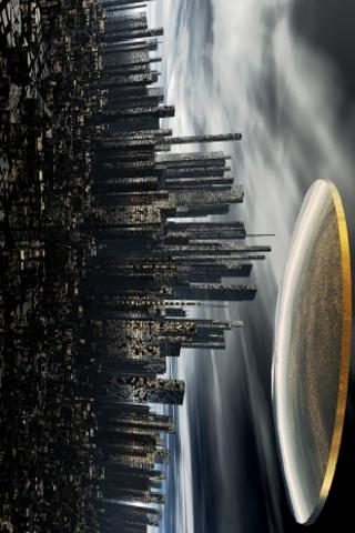 Alien Invasion Slide Puzzle screenshot #1