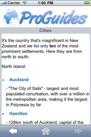 ProGuides - New Zealand screenshot #3