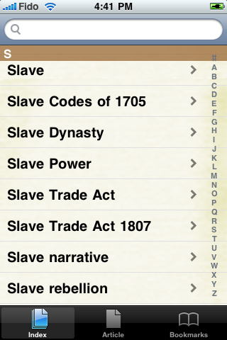 History of Slavery Study Guide screenshot #2