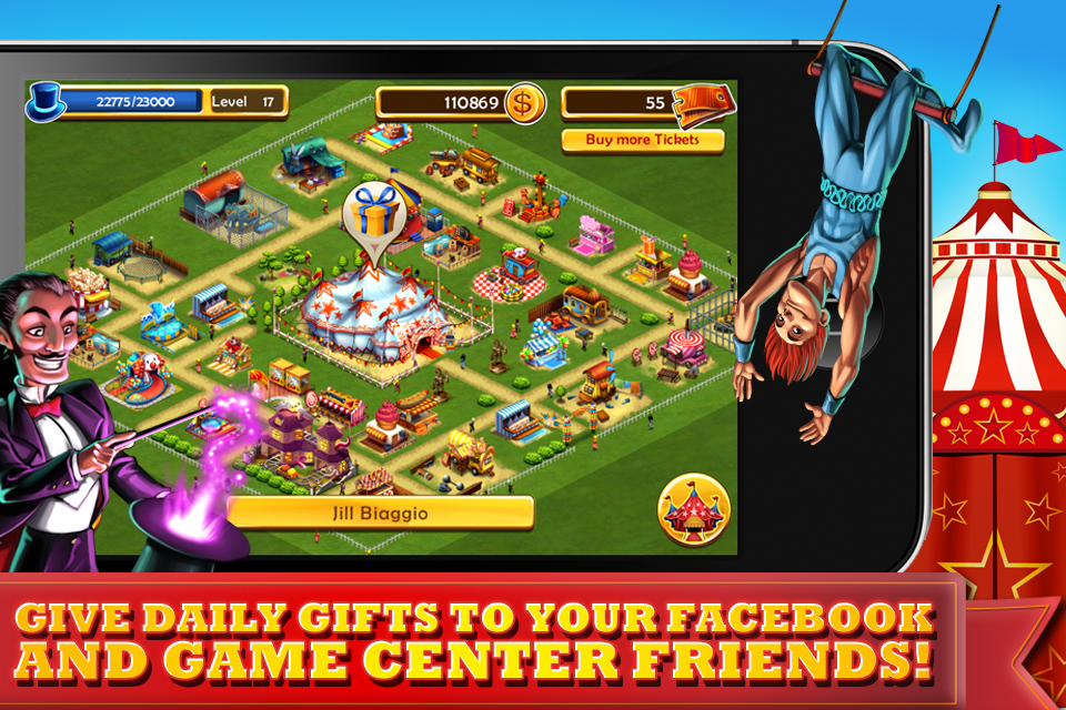Circus City screenshot #3