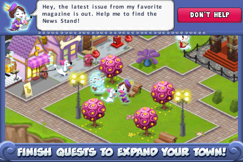 Boo Town screenshot #4