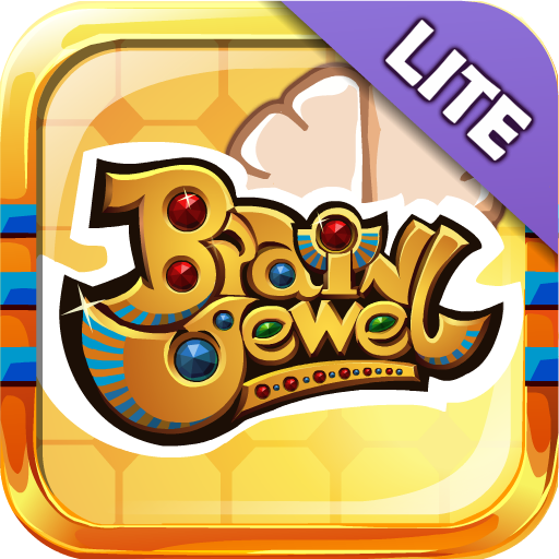 BrainJewel LITE - Challenge your brain in Ancient Egypt