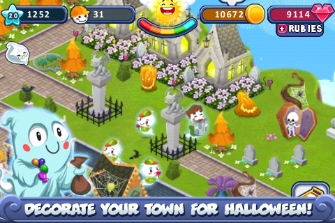 Boo Town screenshot #3
