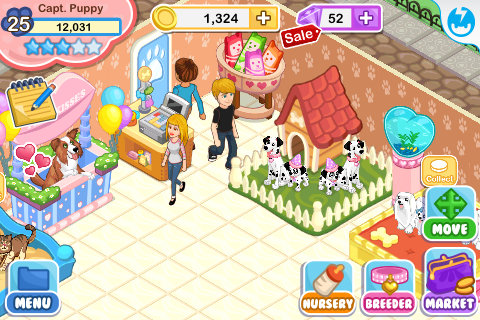 Pet Shop Story: Valentine's Day (iPhone) reviews at iPhone