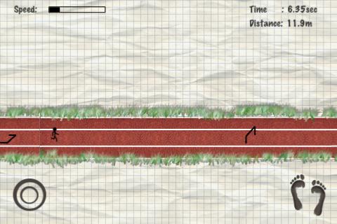 Stickman : Summer Games Lite screenshot #4