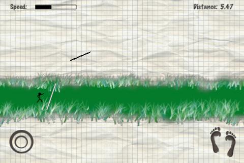 Stickman : Summer Games Lite screenshot #3