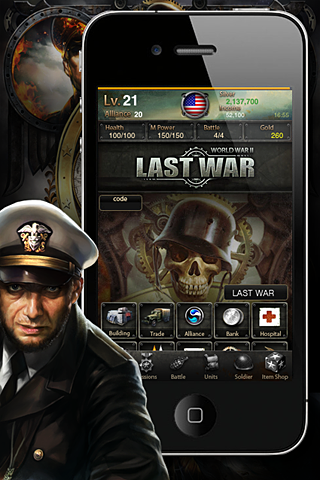 LAST WAR™ screenshot 1