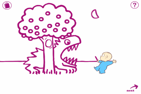 Harold and the Purple Crayon screenshot 3