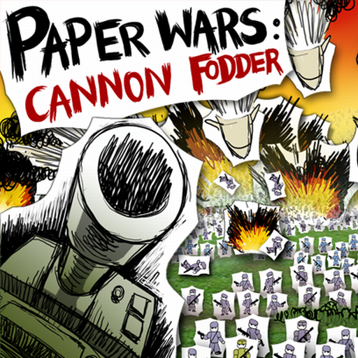Paper Wars: Cannon Fodder