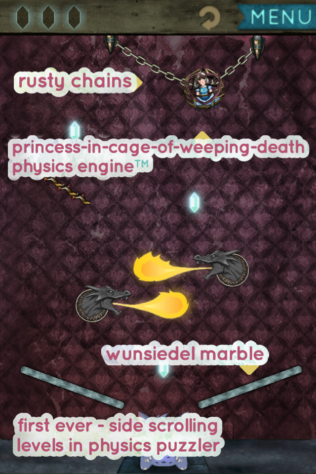 Catch The Princess: Valentine Edition screenshot #2