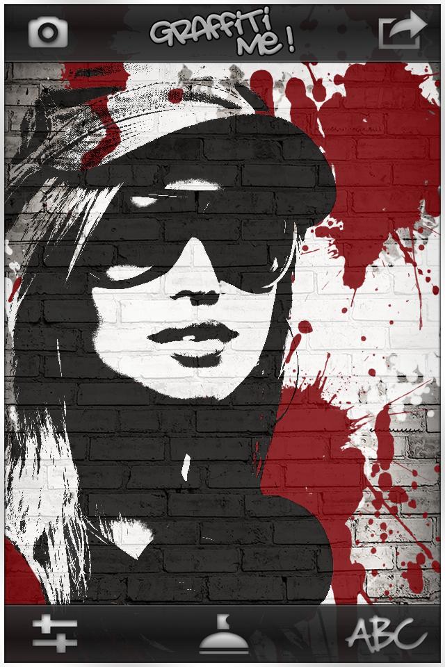 Graffiti Me! screenshot 4