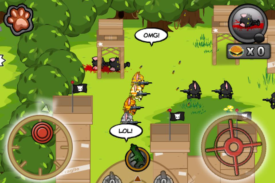 Meowcenaries screenshot #2