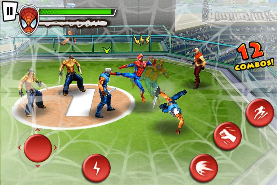 Spider-Man: Total Mayhem FREE screenshot #2