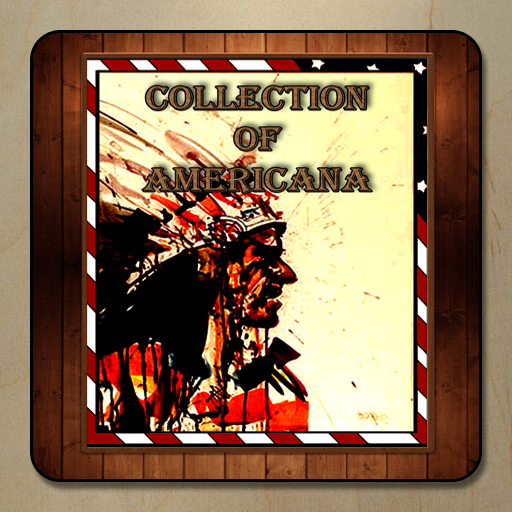 Collection Of Americana (8 Books)
