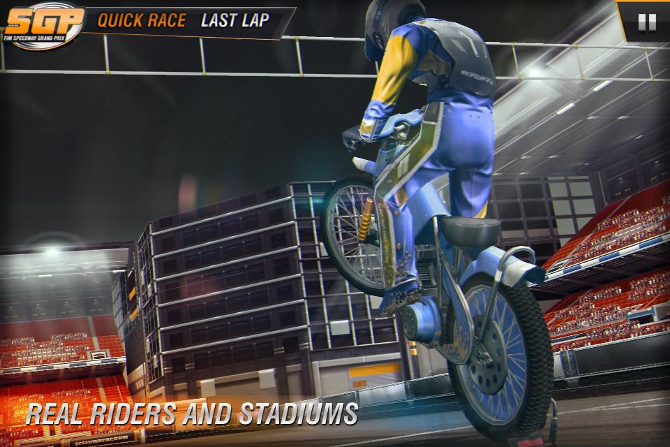 Speedway GP 2011 Lite screenshot #2
