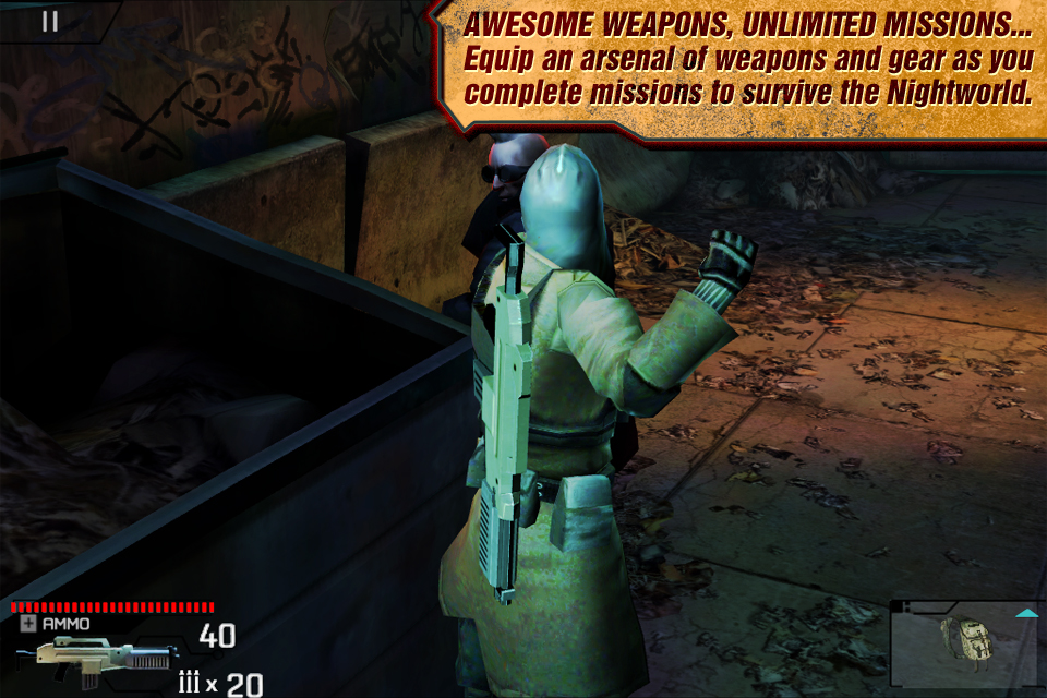 The Nightworld screenshot 5
