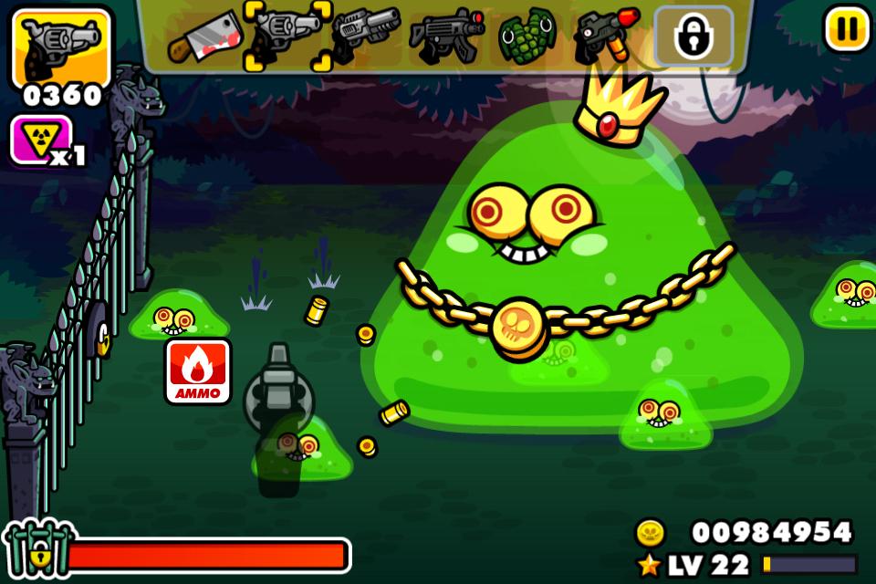 Monster Mayhem™ screenshot #3
