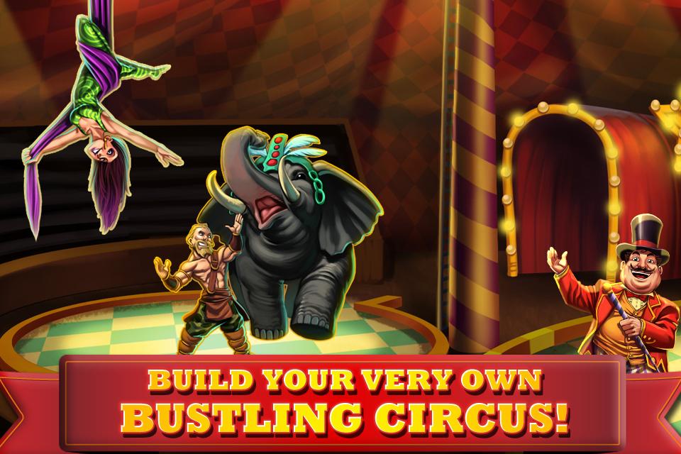 Circus City screenshot #2