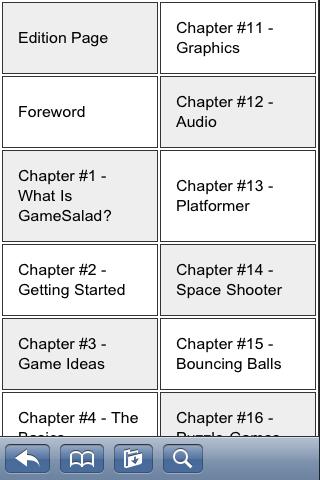 An Unofficial GameSalad Textbook screenshot 2