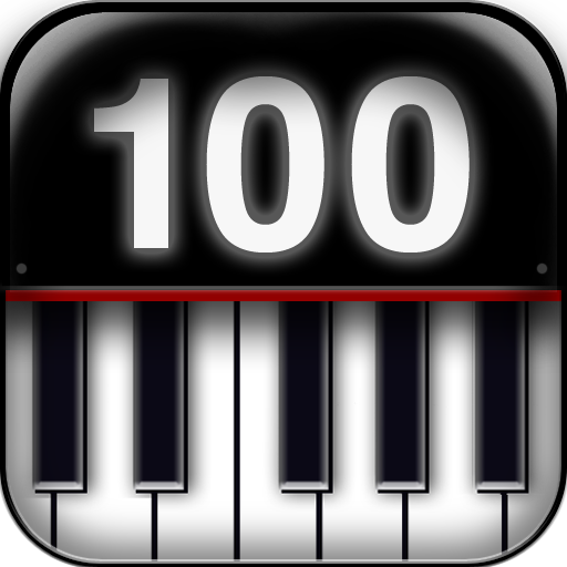 100 Pianos