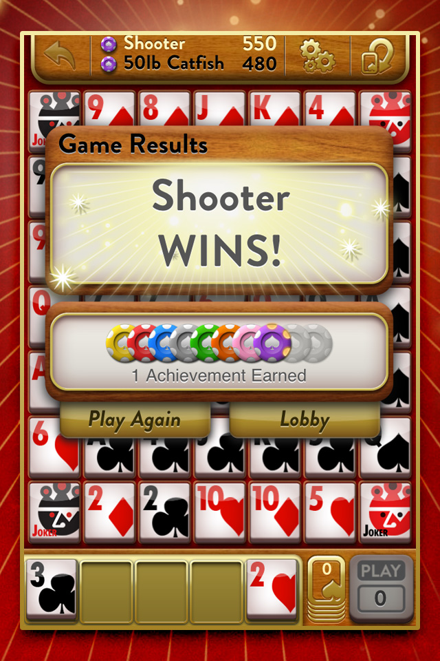 Poker Pals Free screenshot #5