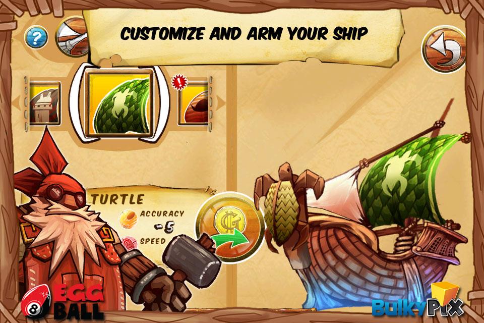 The Pirate King ! screenshot #3