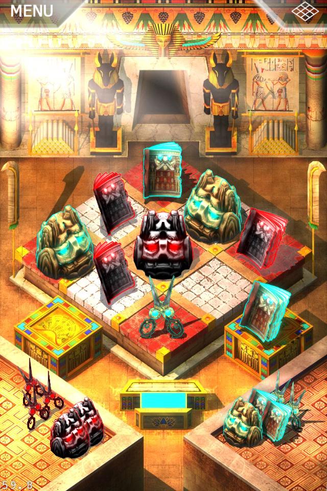 Rock-a-Tac Free screenshot 3