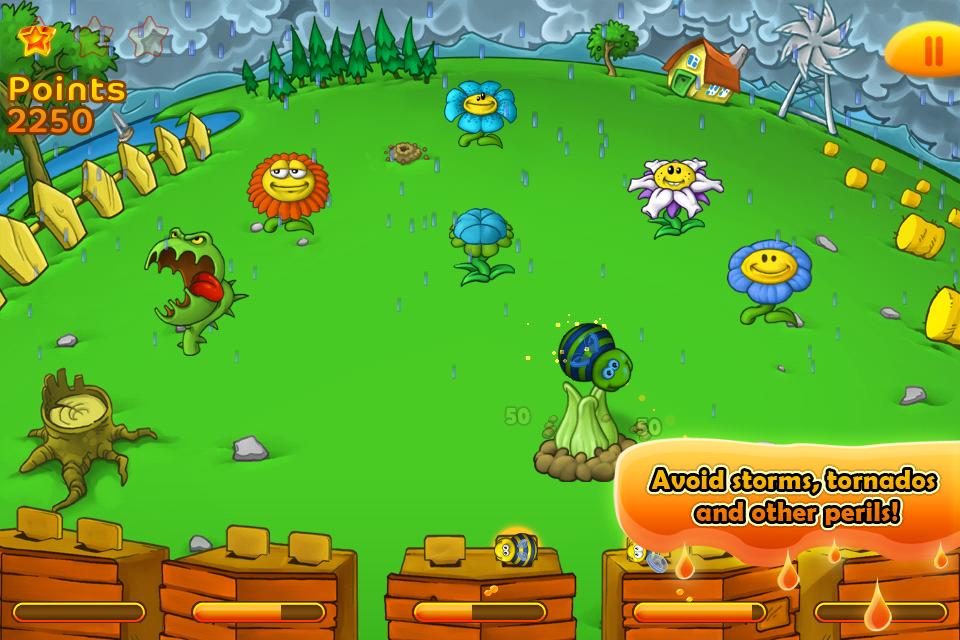 Bee Farm screenshot #4