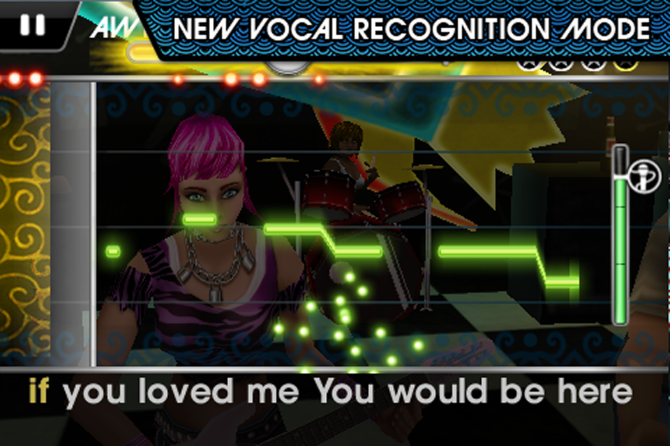 ROCK BAND Reloaded screenshot 1