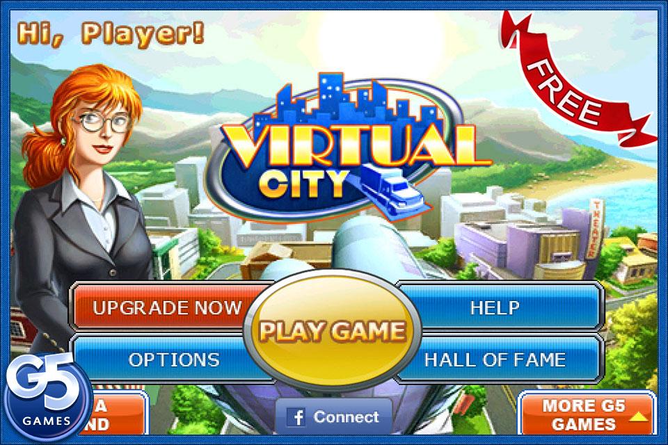 Virtual City Free screenshot #5