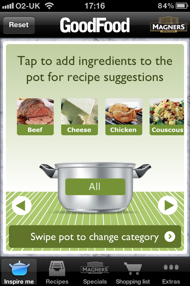 Good Food One-Pot Recipes - Sponsored by Magners Specials screenshot #2