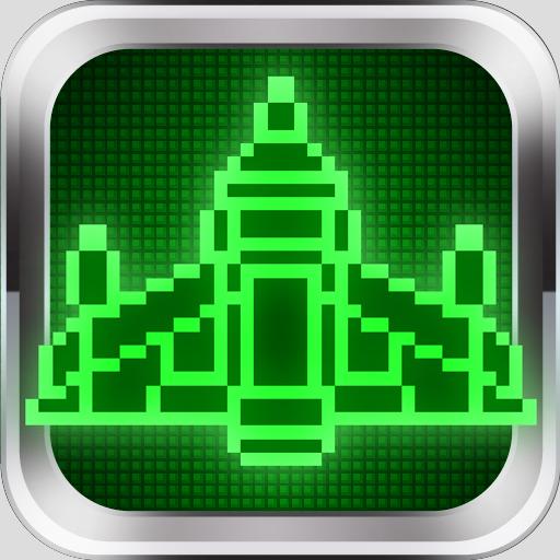 8-bit Space Raid Free