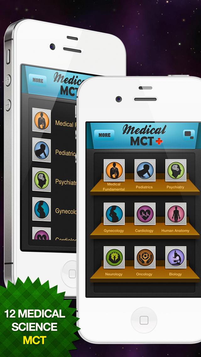 Medical Examination (Multiple Choice Test) screenshot 2