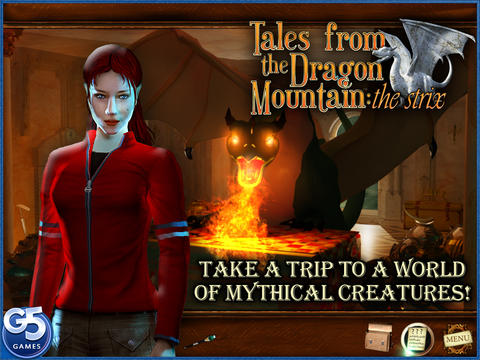 Tales from the Dragon Mountain: the Strix HD screenshot 1
