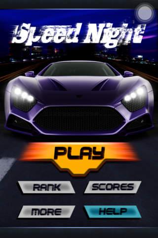 Speed Night - náhled