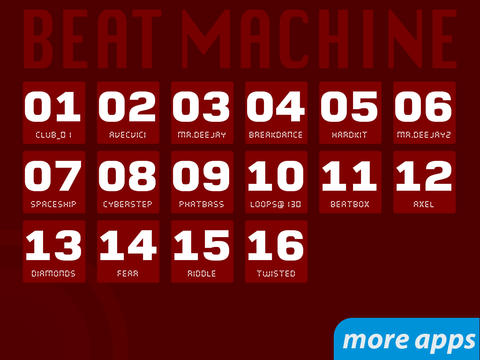 Beat_Machine screenshot 5