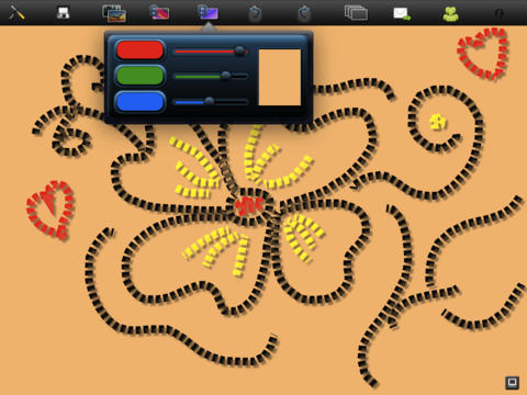 Just Paint for iPad screenshot 1