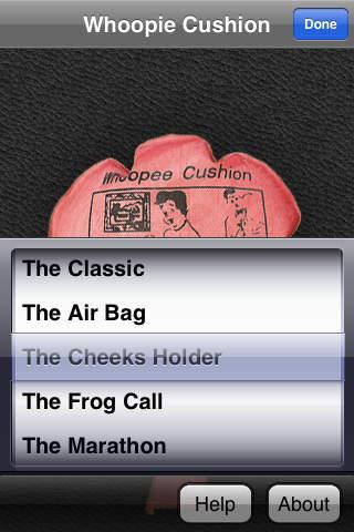 Whoopie Cushion screenshot 2