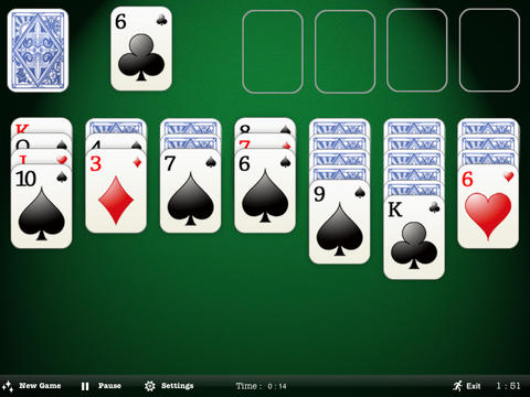 4 in 1 for Solitaire screenshot 7